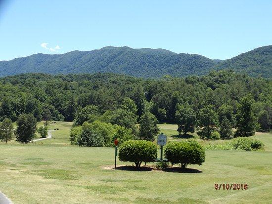 Townsend, TN: Laurel Valley Golf Course June 2016