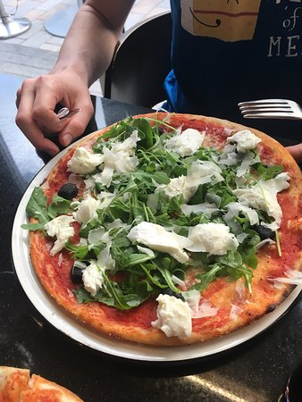 Pizza Express Picture Of Pizza Express Gloucester