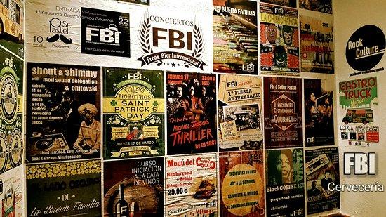 Freak Bier International, FBI Cerveceria