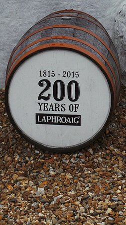 Port Ellen, UK: Laphroaig