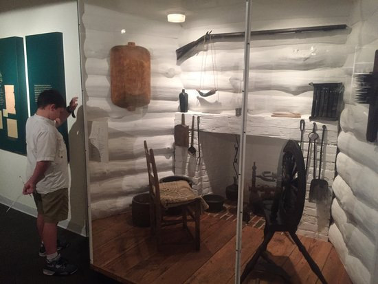 Fayetteville, Carolina del Norte: Museum of Cape Fear