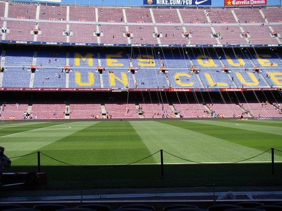 Museu del Futbol Club Barcelona : Mes que un club