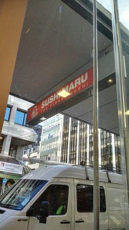 Greater Wellington, Yeni Zelanda: Sushi Maru