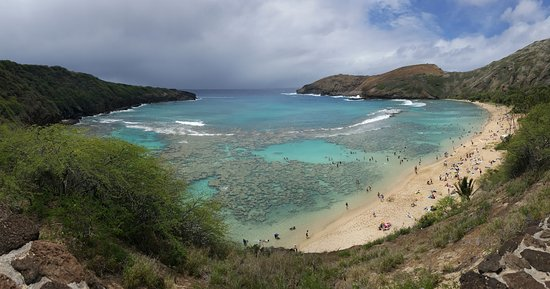 Hanauma Bay Nature Preserve: Overview of the Bay