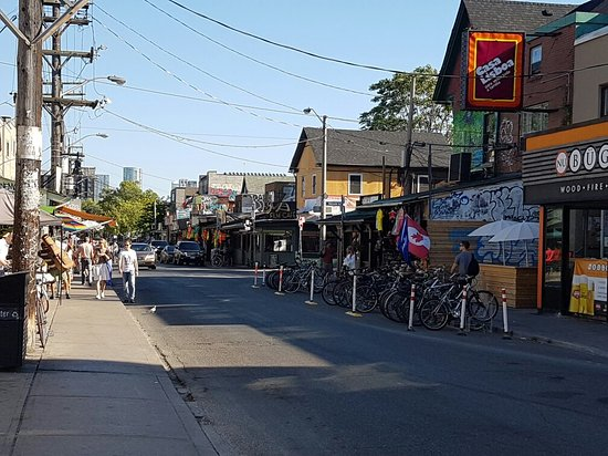 Kensington Market and Spadina Avenue: 20160722_185059_large.jpg