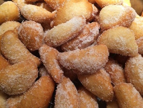 Lynchburg, Βιρτζίνια: chinese doughnuts