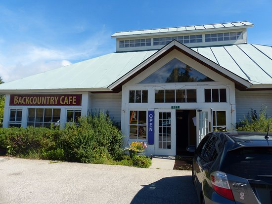 Killington, VT: Back Country Cafe