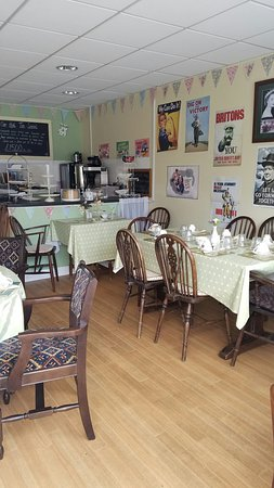 Maguires Vintage Tea Rooms