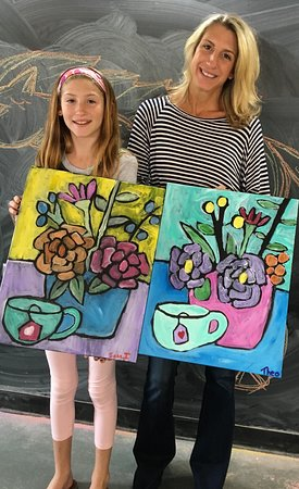 Wallingford, CT: Mommy & Me Paint Events