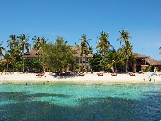 Ocean Vida beach front