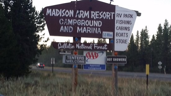 Madison Arm Resort Photo