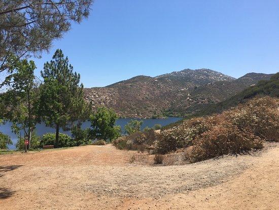 Poway, Kaliforniya: Início da trilha