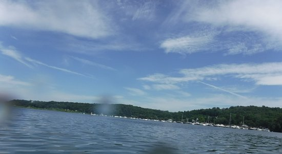 Hauppauge, État de New York : Great day in Cold Spring Harbor