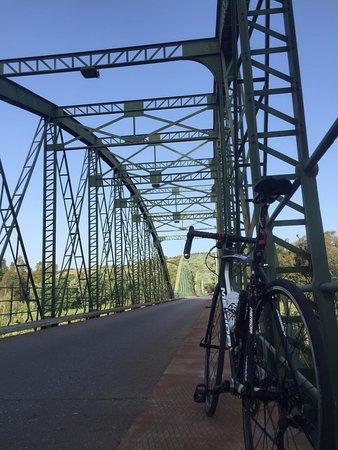 Marbella Rent a Bike : Rio Guadiaro Iron Bridge Ride