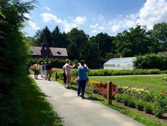 Hyde Park, NY: Franklin Delano Roosevelt Home