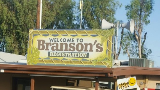 Branson's Resort - On the Colorado River