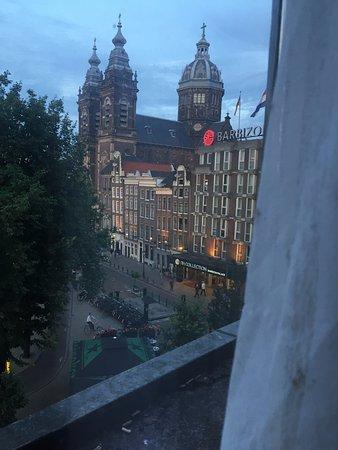 Hotel Prins Hendrik: Iglesia