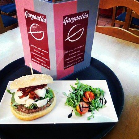 imagen Gargantúa Cafetería Restaurante en Navas del Rey
