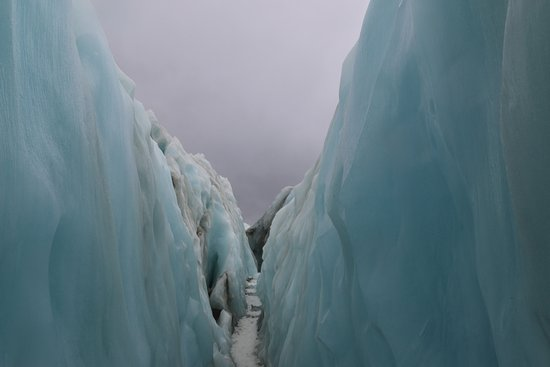 Franz Josef, New Zealand: Glacier hike