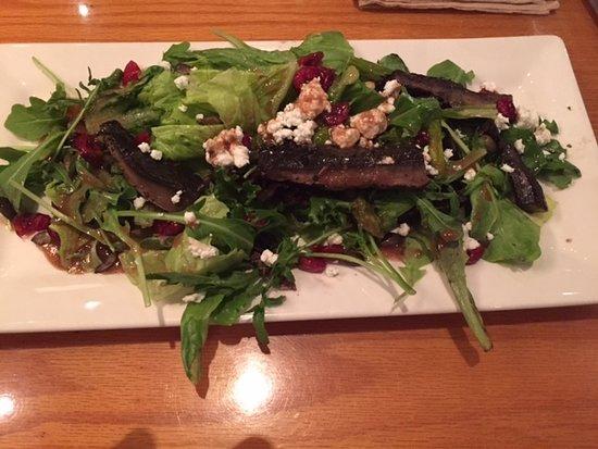 ปิเนลลัสพาร์ค, ฟลอริด้า: Portobello Mushroom Salad