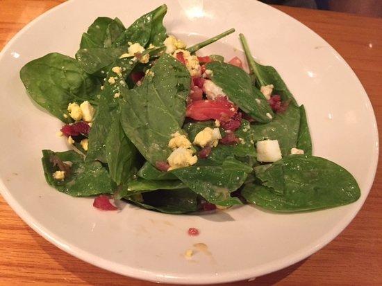 ปิเนลลัสพาร์ค, ฟลอริด้า: Twisted BLT Salad