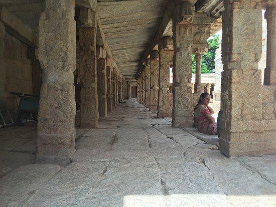Lepakshi, Indie: Veerabhadra Swamy Temple Complex