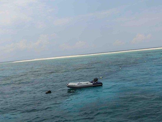Kuef island