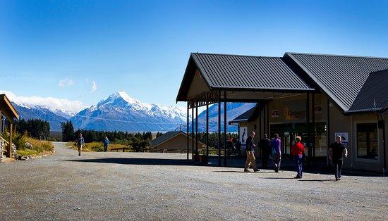 Mount Cook Glentanner Park Centre