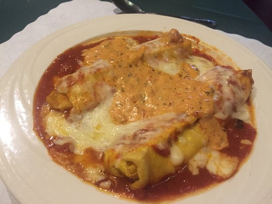 East Syracuse, NY: Cannelloni