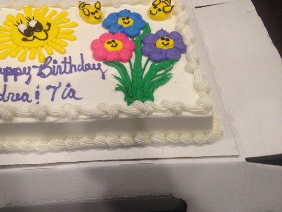 Awesome Birthday Celebration The Birthday Cake Picture Of Staybridge Personalised Birthday Cards Epsylily Jamesorg