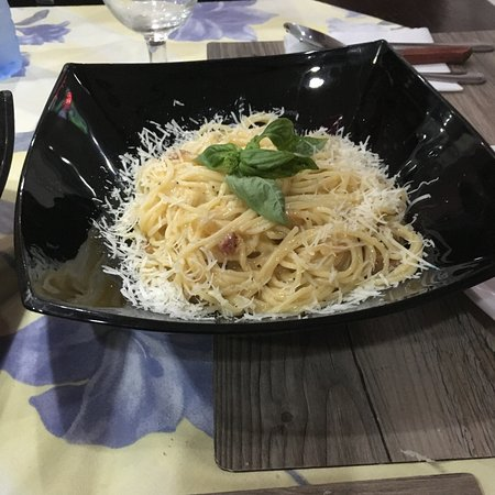 Cordova, Filipinas: Carbonara