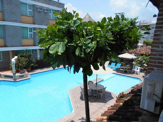 Hotel Vallartasol: habitación doble con cocineta