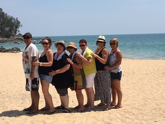 Phuket Heritage Trails Tours: Seven Little Australians haha