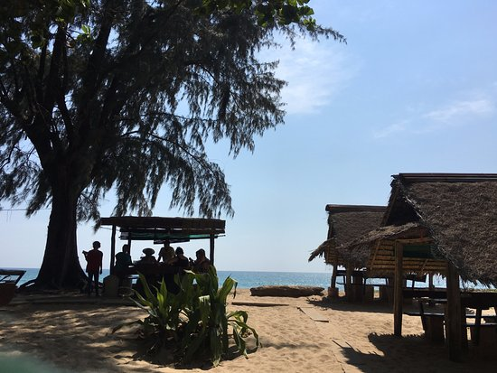 Phuket Heritage Trails Tours: Beach Phang Nga