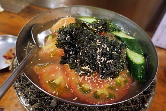 Итабаши, Япония: 冷麺(並)¥780
