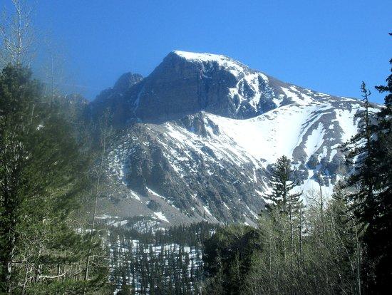 Wheeler Peak Great Basin National Park Nevada Picture Of Great Basin National Park Baker Tripadvisor