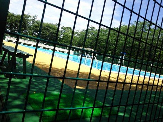 Matsudo, Japan: 屋外プール