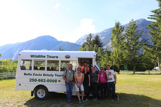 Bella Coola, Canada: Awesome time we had together!