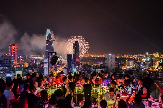 Photo of Nightclub Chill Skybar at 76a Lê Lai, Quận 1, Ho Chi Minh City, Vietnam