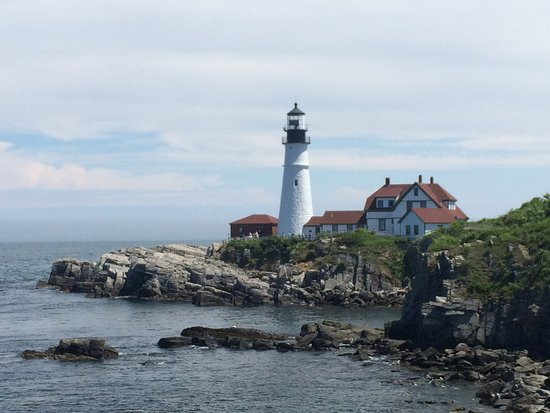 Portland Head Light: There are a lot of stunning views of the lighthouse - it's hard to take a bad photo
