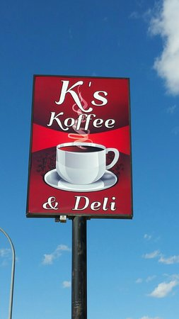 Gillette, WY: K's Koffee And Deli