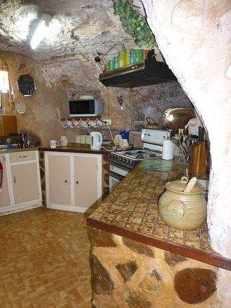 Coober Pedy, أستراليا: Fayes Underground Home