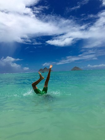 Lanikai Beach: Beauty overload
