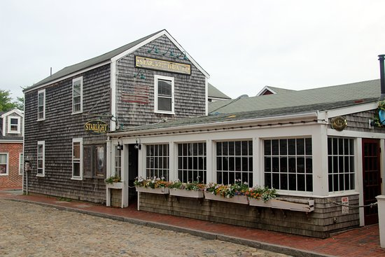 Photo of American Restaurant Starlight Cafe at 1 N Union St, Nantucket, MA 02554, United States