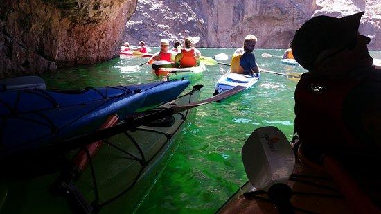 Henderson, NV: Tour guide-Ryan-Emerald Pools