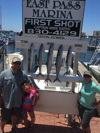 First Shot Charters