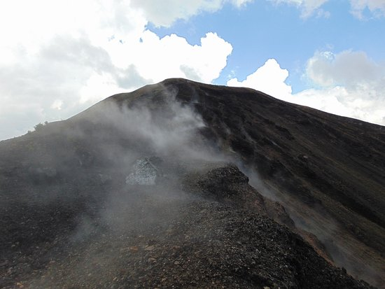 Paricutin Volcano: Subida al cráter del volcan