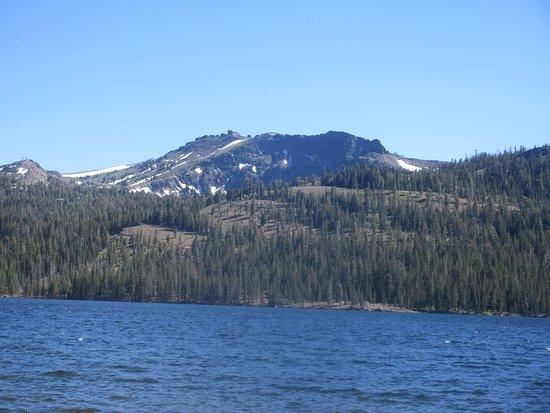 Placerville, Californien: Caples Lake ,Eldorado National Forest, Ca