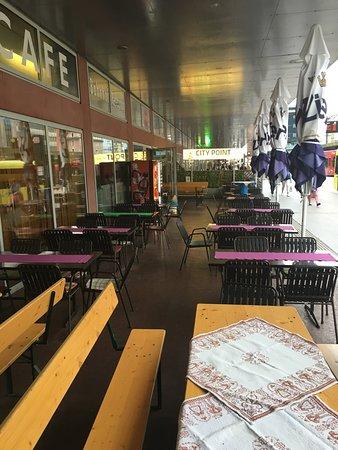 Bahnhofsrestaurant City Point
