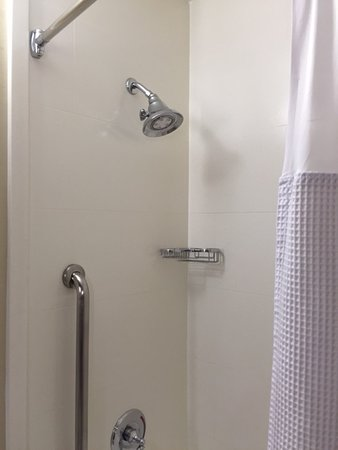 Foster City, Californie : Double room shower